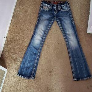 Yui Rock Revival jeans